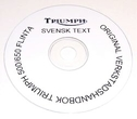 V.HANDBOK TRIUMPH FLINTA, CD